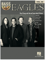 Volonte Bass Play-Along v49 EAGLES + CD