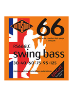 Rotosound RS666LC Swing Steel 6-String