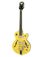 Epiphone Wildkat Bigsby Antique Natural