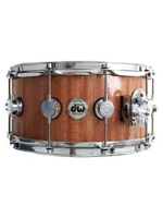 Dw (drum Workshop) Rullante Collector's Series Cherry & Mahogany - 14