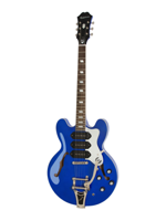 Epiphone Ltd. Ed. Riviera Custom P93 Blue Royale with Bigsby