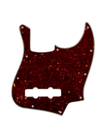 Allparts PG-0755-046  Pickguard for Jazz Bass Vintage Tortoise