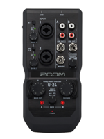 Zoom UA-24 Audio Converter 2In/4Out