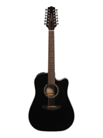 Takamine GD30CE 12String Black