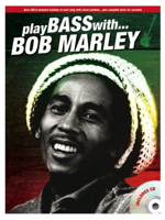 Volonte Play Bass with BOB MARLEY + CD