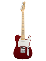 Fender Standard Telecaster Candy Apple Red