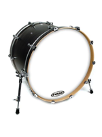 Evans BD22RACW - EQ1 Coated Resonant 22""