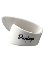 Dunlop 9003R Thumbpicks White Large
