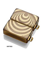 Emg Zakk Wylde Vertigo Brushed Gold Set
