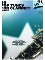 Volonte 50 POP TUNES FOR CLARINET