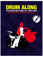 Volonte Drum Along 10 Classic Rock songs 3.0