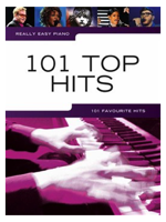 Volonte REALLY EASY PIANO 10 TOP HITS