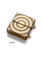 Emg Zakk Wylde Bullseye Brushed Gold Set