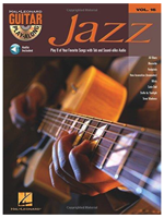 Volonte Guitar Play Along Jazz Guitar V.16 + CD