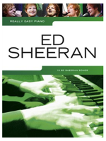 Volonte REALLY EASY PIANO ED SHEERAN