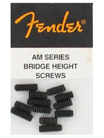 Fender Strat Bridge Height Screws 12