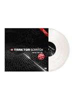 Native Instruments Control Vinyl White