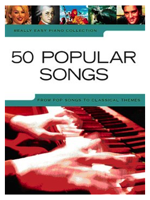 Volonte REALLY EASY PIANO COLLECTION  50 POPULAR SONGS