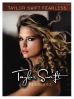 Volonte TAYLOR SWIFT FEARLESS G/V/P