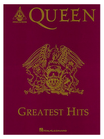 Volonte QUEEN Greatest Hits