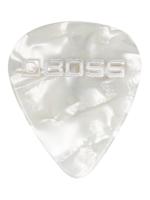 Boss American celluloid White Heavy