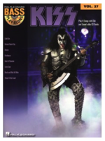 Volonte BASS PLAY ALONG V.27 KISS + CD