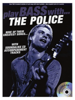 Volonte Play Bass POLICE + CD