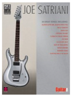 Volonte JOE SATRIANI Antology