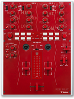 Vestax PMC 05 PRO 4 Red