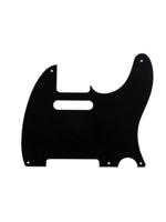 Allparts PG-0560-034 Pickguard for Telecaster Black Matte