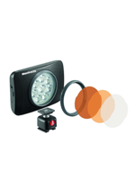 Manfrotto MLUMIEMU-BK Led Luminuse 8