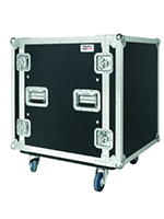 Proel Flight case  12U con ruote