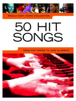 Volonte REALLY EASY PIANO COLLECTION 50 HIT SONGS