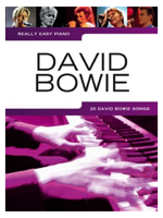 Volonte REALLY EASY PIANO DAVID BOWIE