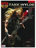 Volonte Guitar Play-Along V.150 ZAKK WYLDE