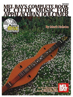 Volonte MEL BAY'S Complete Book Of Celtic Music For Appalachiand Dulcimer