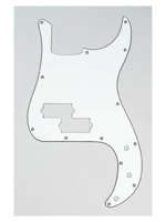 Allparts PG-0750-050 Parchment Pickguard for Precision Bass