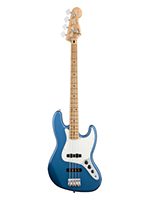 Fender Mex Standard Jazz Bass Mn Lake Placid Blue