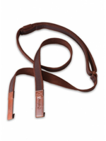 Righton Straps Rightone Straps Classical dual Hook Brown