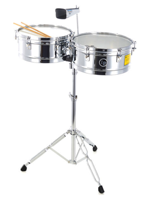 Lp M257 - Timbales Matador Chrome (EXPO)