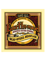 Ernie Ball 2043 - Earthwood Silk & Steel Regular