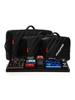 Mono Cases M80 Pedalboard Pro Bag Jet Black