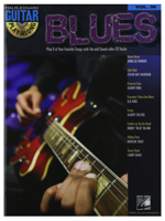 Volonte Guitar Play Along Blues V.38 + CD