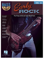 Volonte Bass Play-Along v.30 EARLY ROCK