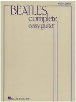 Volonte Beatles complete easy guitar