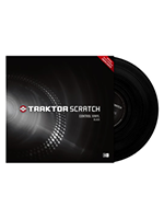 Native Instruments Control Vinyl Black