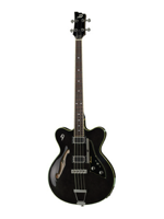 Duesenberg Fullerton Bass Transparent Black