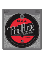 Daddario EJ30 Pro-Arte Rectified Trebles, Normal Tension