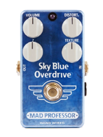 mad professor Sky Blue Overdrive Handwired