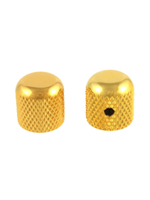 Allparts MK-0110-002 Dome Knobs Gold